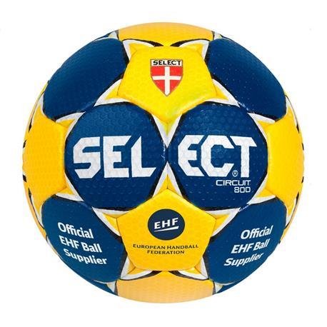 Piłka Select CIRCUIT 800 handball
